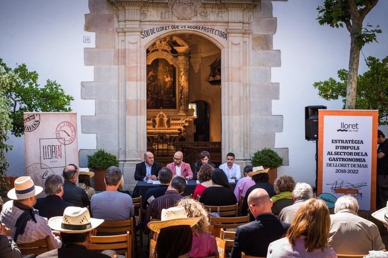 Lloret de Mar recupera el seu llegat gastronòmic amb el suport de la Fundació Alícia
