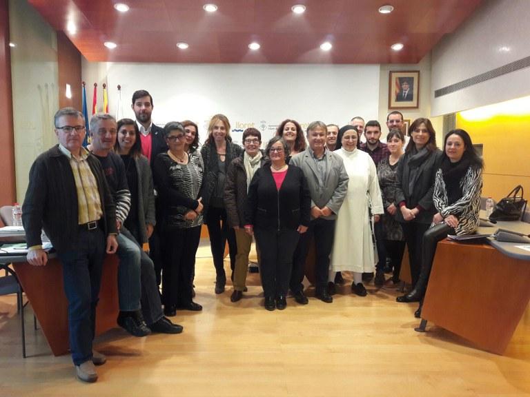 Lloret inicia la implementació del projecte #Invulnerables