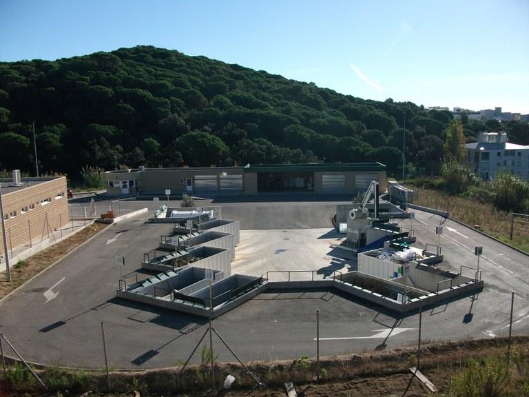 Lloret obre parcialment la deixalleria per donar servei a industrials i autònoms