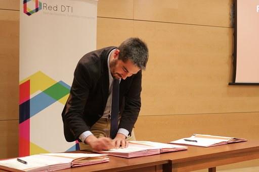Lloret participa a l'acte de constitució dels òrgans de govern de la Red Destinos Turísticos Inteligentes