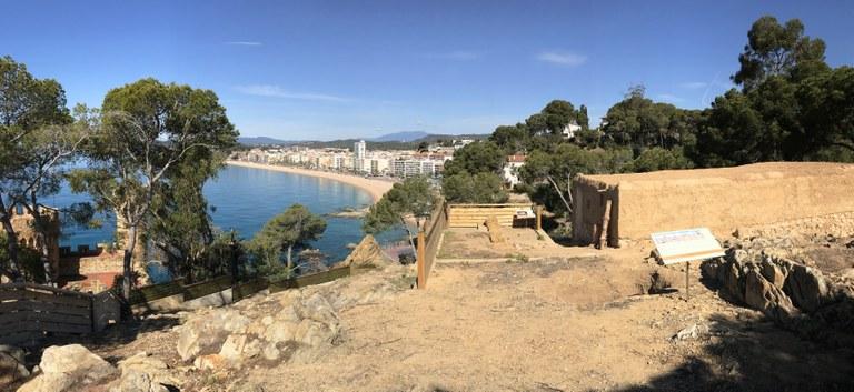 Lloret posa en valor el jaciment de Turó Rodó durant la celebració del 17è Cap de Setmana Ibèric