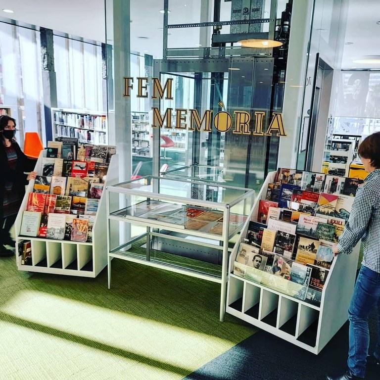 Lloret recupera la memòria històrica republicana a través d'una acció conjunta entre el Teatre, la Biblioteca i l'Arxiu