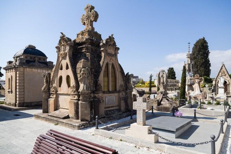 Lloret se suma a la Setmana per Descobrir els Cementiris Europeus