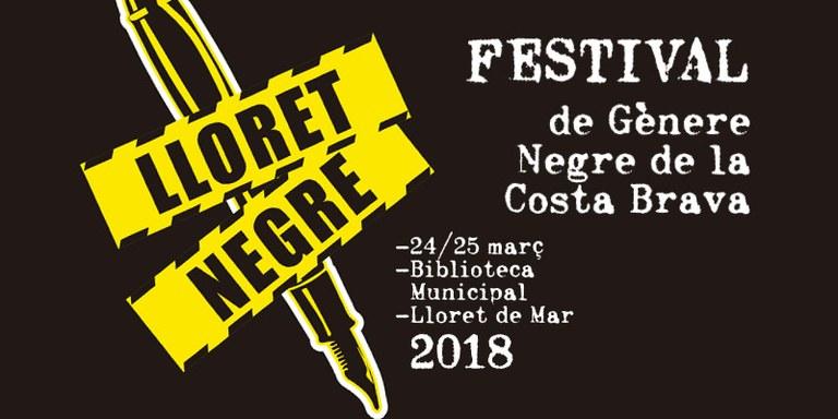 Lloret, seu del primer festival de novel·la negra de la Costa Brava
