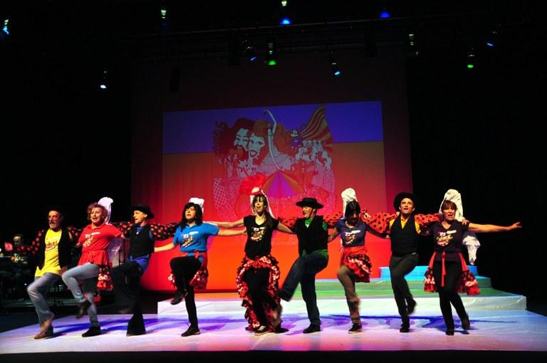 Lloret torna a col·laborar un any més amb el FITAG , el Festival de Teatre Amateur de Girona