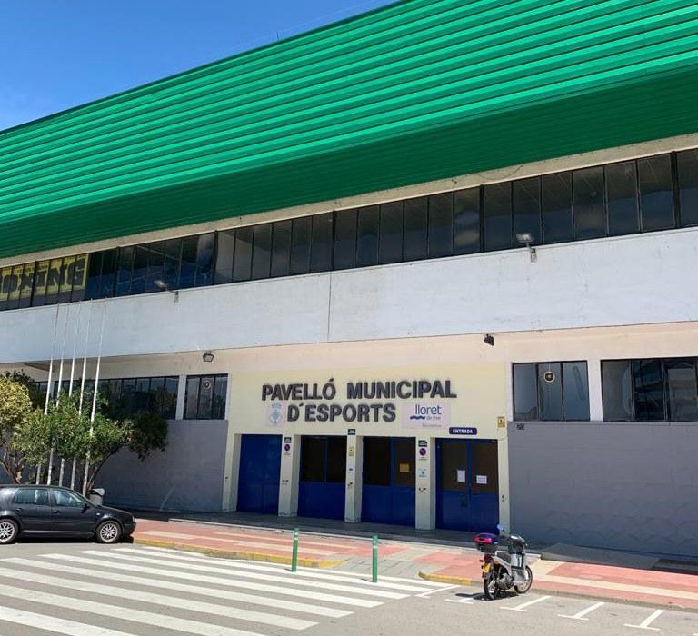 Lloret trasllada el Centre de Distribució d'Aliments al Pavelló d'Esports Municipal