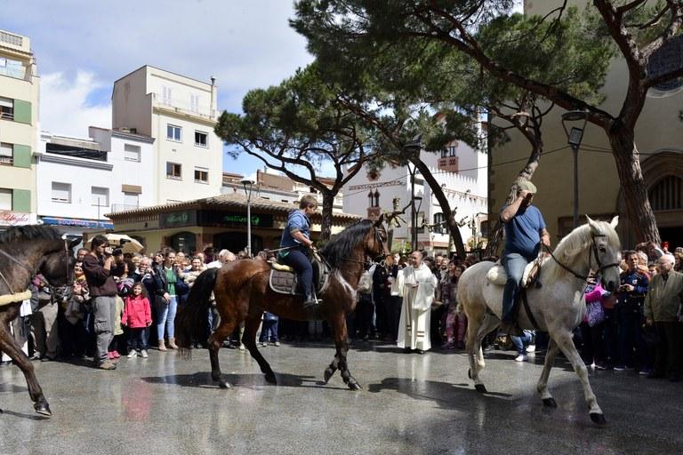 Lloret viurà una nova edició de la festa de Sant Antoni Abat aquest diumenge 30 d'abril