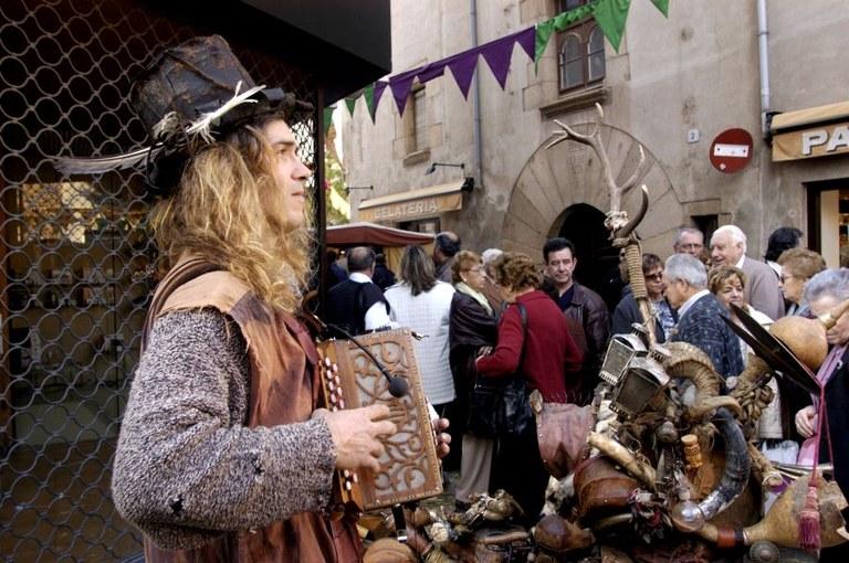 Més d'un centenar d'espectacles i activitats per la 19è edició de la Fira Medieval de Lloret