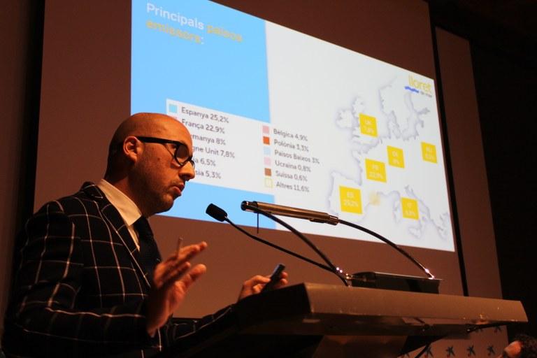 Més d'un centenar de persones, a la jornada sobre turisme i sostenibilitat de la Fundació Jordi Comas