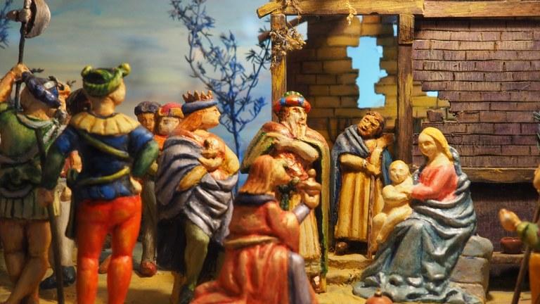 Més d'un miler de persones han visitat l'exposició de diorames de Lloret durant les festes de Nadal