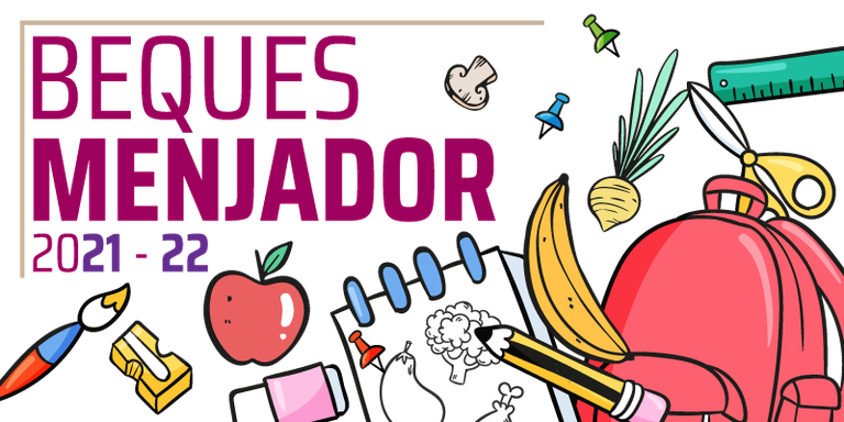 Obert el termini per presentar les beques menjador de l'Ajuntament de Lloret de Mar