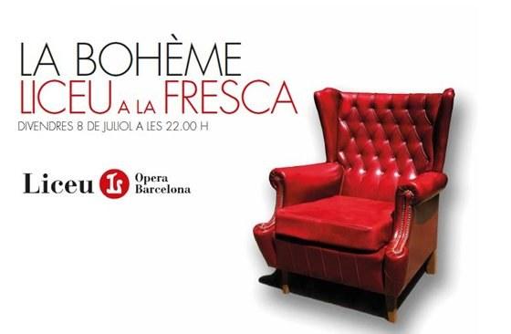 Projecció de l'òpera 'La Bohème' aquest divendres a Lloret