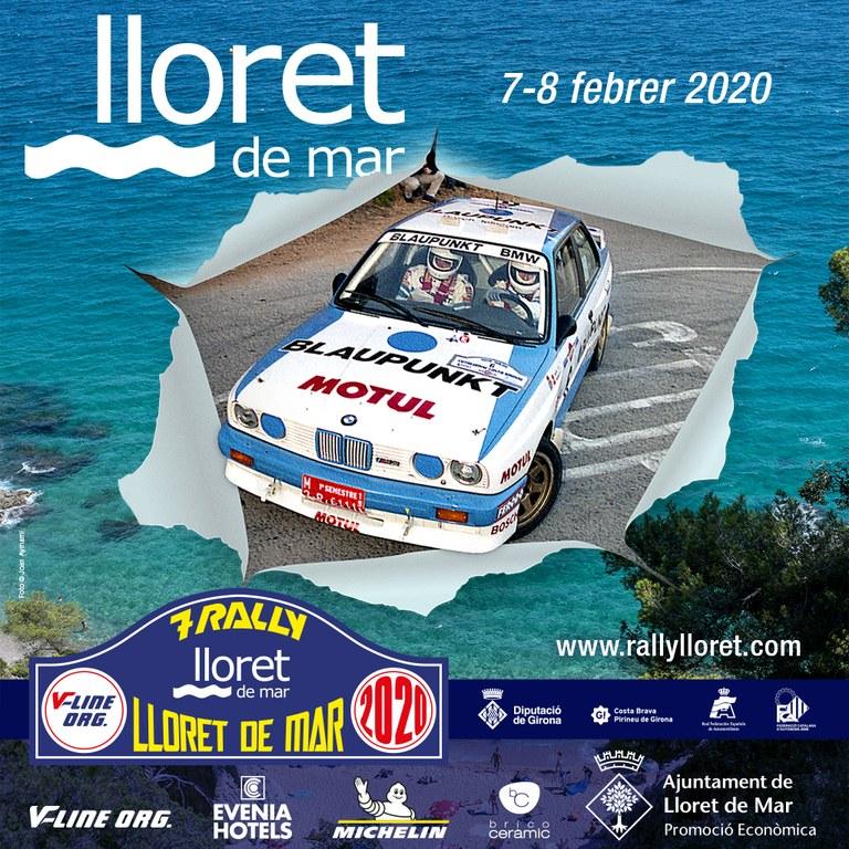 Rally Lloret de Mar, un retorn per la porta gran