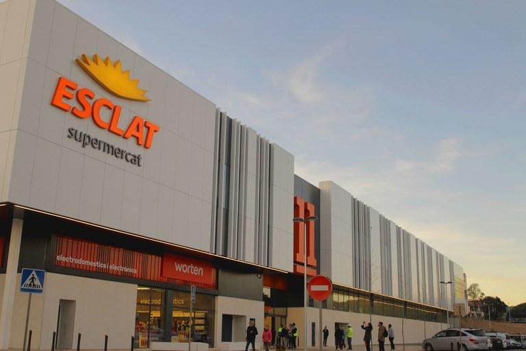 S'inaugura el centre comercial PortaLloret a Lloret de Mar
