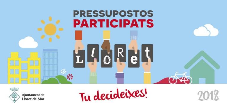 Una Jornada sobre Participació Ciutadana dona el tret de sortida als Pressupostos Participats del 2018 a Lloret