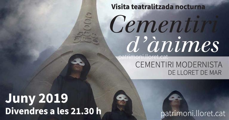 Visites guiades i teatralitzades al patrimoni cultural de Lloret  de Mar aquest juny