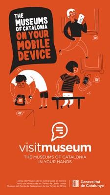 Visitmuseum, aplicació mòbil que permet fer una visita virtual a tots els museus registrats de Catalunya