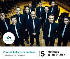 Concert  de Vigília de l'Aplec de la Sardana