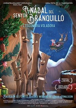 CineclubAdlerpresenta:ElNadaldelsenyorBranquillóiL'escombravoladora