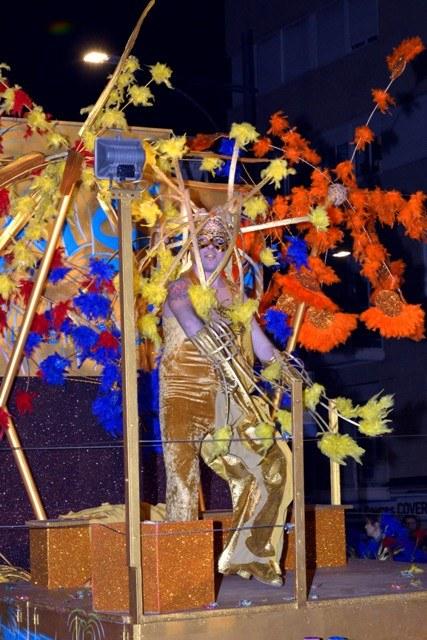 Arribada del Carnestoltes. Carnaval 2018