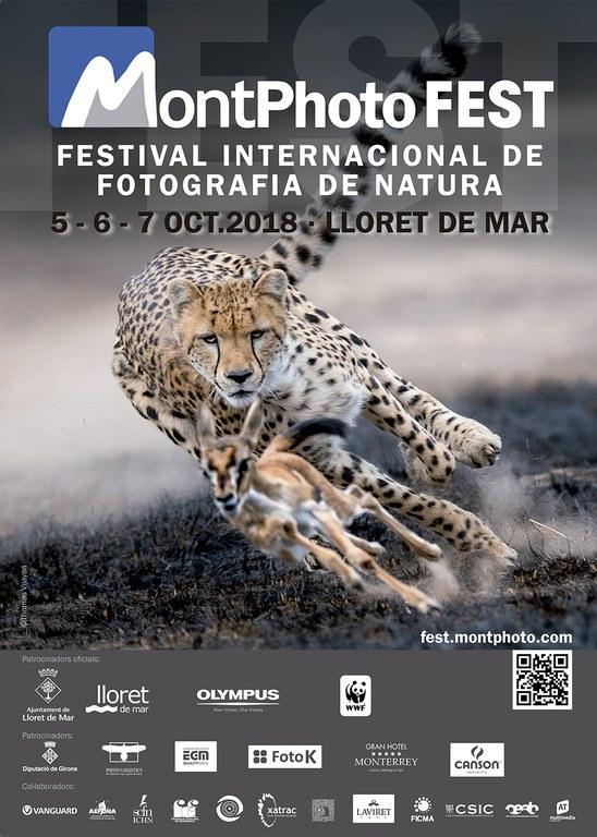Montphoto Fest. Festival Internacional de Fotografia de Natura