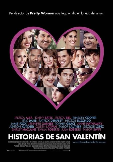 Marató de pel·lícules ensucrades de Sant Valentí