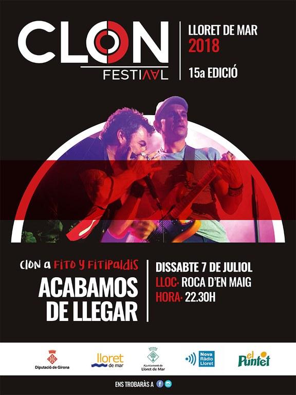 Clon Festival - Acabamos de Llegar