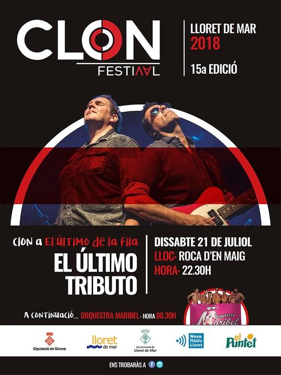 Clon Festival - El Último Tributo