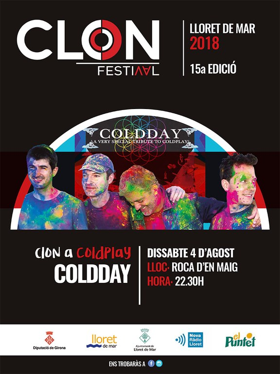 Clon Festival - Coldday