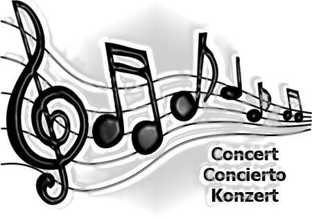 Concert banda musical