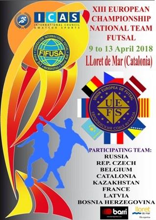 Campionat Europeu de Futbol Sala