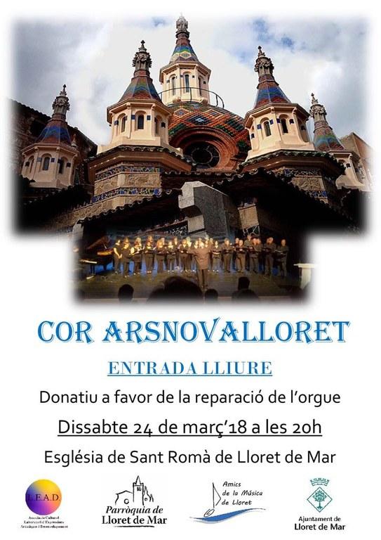 Concert Arsnovalloret