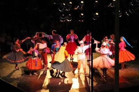 Festival Semana Cultural IV Letonia-Catalunya