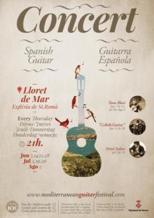 Concert Guitarra Espanyola