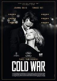Cineclub Adler presenta:  Cold War