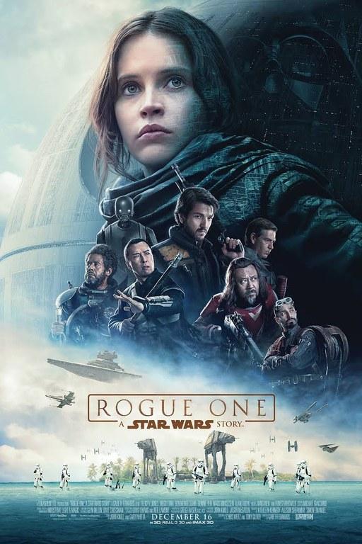 Cinema a la fresca: Rogue One, a Star Wars Story