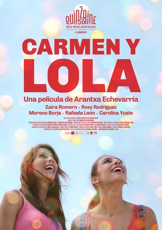 Cineclub Adler presenta: Carmen y Lola