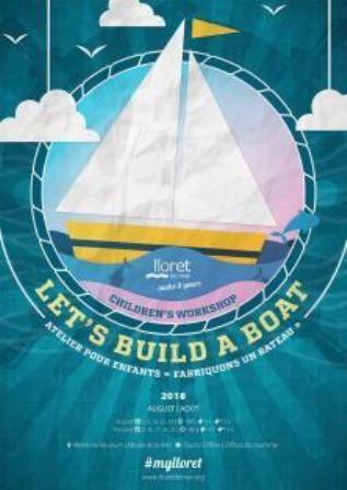 Taller Infantil: Construïm un vaixell  (en anglès)