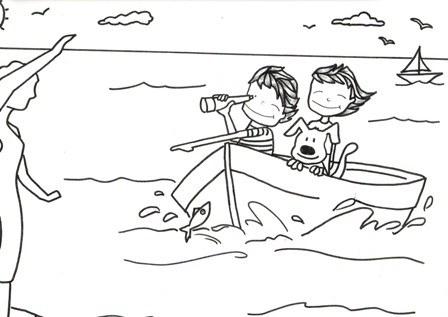 Taller Infantil: Construïm un vaixell (en francès)