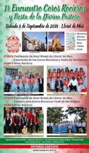 Concert i Missa Rociera