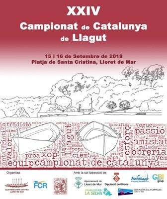 XXIV Campionat de Catalunya de Llagut