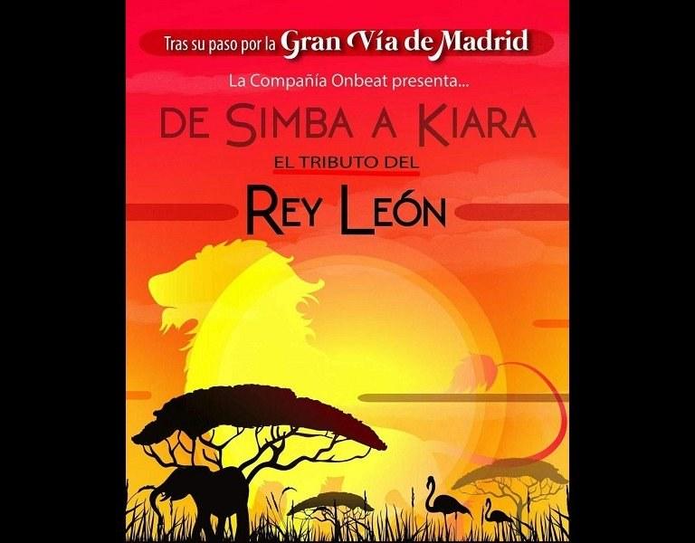 DE SIMBA A KIARA   EL TRIBUTO DEL REY LEÓN