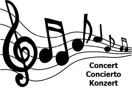 Concert grup Norueg Skrova Skole-og Ungdomskorps