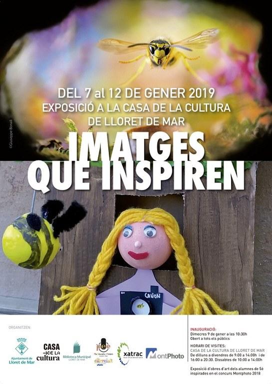 Inauguració Exposició 'Imatges que inspiren'