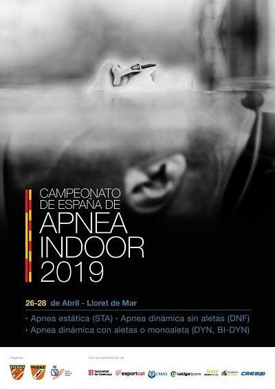 Campionat d'Espanya d'Apnea Indoor 2019