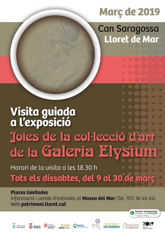 Visita guiada a l'exposició Joies de la colecció d'art de la Galeria Elysium