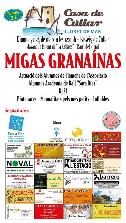 Migas Granaínas Solidàries