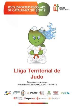 Lliga territorial de judo