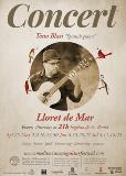 Concert de Guitarra espanyola Toni Blasi