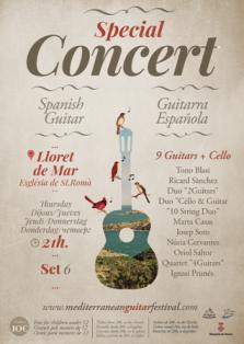 Concert de guitarra llatina 'Josep Soto'